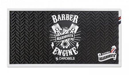 Beardburys, profesjonalna mata barberska, 48x24cm