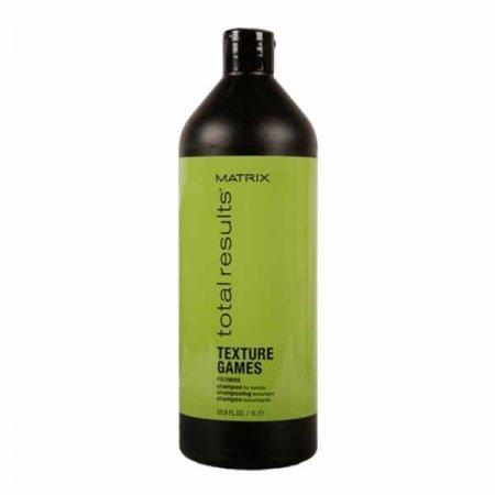 Matrix Texture Games, szampon teksturyzujący, 1000ml