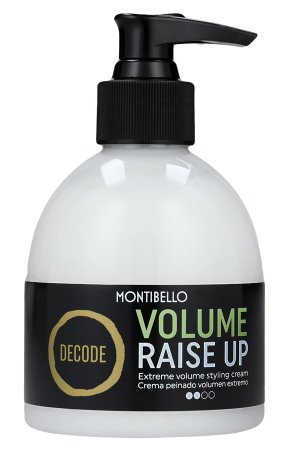 Montibello Decode, krem nadający objętość Volume Raise Up, 200ml