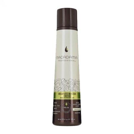 Macadamia Professional Weightless Moisture, nawilżająca odżywka do włosów cienkich, 100ml