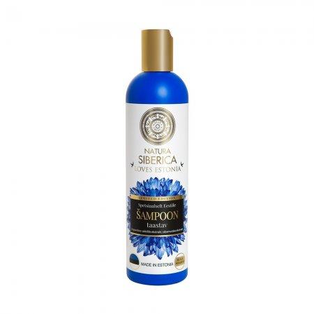 Natura Siberica Loves Estonia, szampon regenerujący do wrażliwej skóry głowy, 400ml