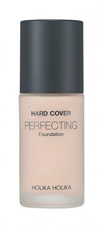 Holika Holika Hard Cover Perfecting Foundation, podkład kryjący, 06 Almond, 30ml