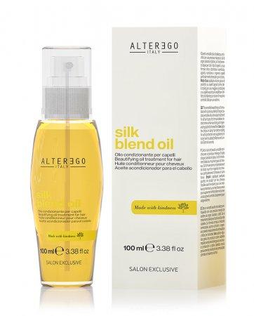 Alter Ego Silk Oil, odżywiający olejek do włosów, 100ml