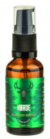 Horde, olejek do brody Lumberjack, 10ml