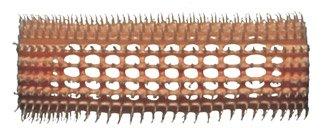 Olivia Garden Nite Curl, wałki do włosów na noc, orange, 148/27mm, 6 szt.
