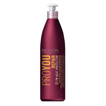 Revlon Pro You Repair Heat Protector, szampon regenerujący, ochrona termiczna, 350ml
