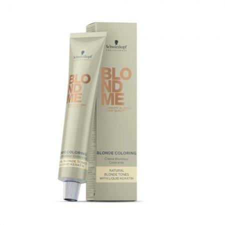 Schwarzkopf BlondMe, krem koloryzujący blond, 60ml
