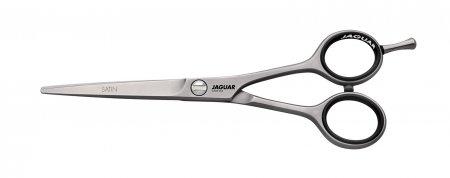 Jaguar Satin, White Line, nożyczki fryzjerskie, 6.5', ref. 0365