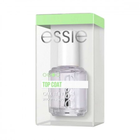 Essie, Top Coat Call It Even, top nawierzchniowy, 13,5ml