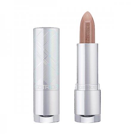 Catrice Prisma Chrome Lipstick, metaliczna pomadka