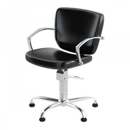 Fotel fryzjerski Panda Carat II - dostępny w 48h