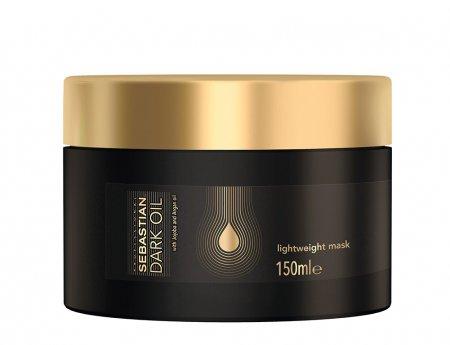 Sebastian Dark Oil, maska z olejkami do nabłyszczania włosów, 150ml