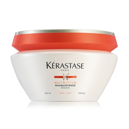 Kerastase Nutritive Irisome, maska do włosów suchych cienkich, 200ml