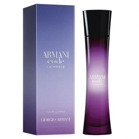 Giorgio Armani Code Cashmere, woda perfumowana, 50ml (W)