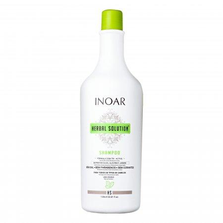 Szampon Inoar Herbal Solution, 1000ml - brak plomby, produkt ze zwrotu
