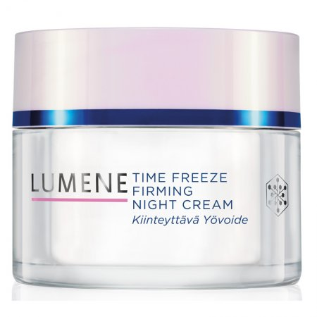 Lumene Time Freeze, ujędrniający krem do twarzy, na noc, 50ml