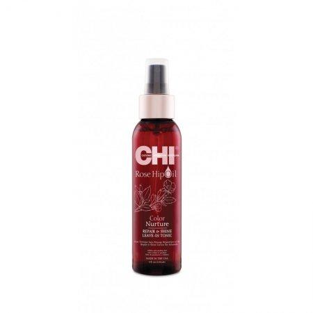 CHI Rose Hip Oil, tonik witaminowy, 118ml