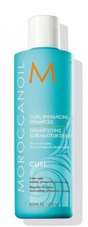 Moroccanoil Curl, szampon do włosów kręconych, 250ml