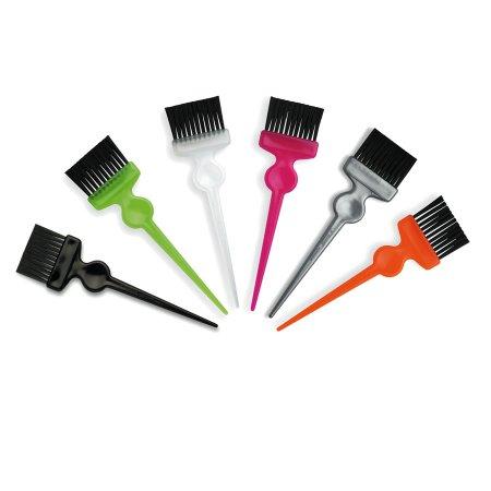 Termix, pędzel do nakładania farby, szerokie, czarne włosie