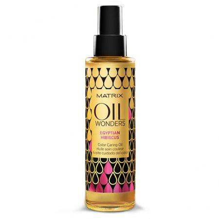 Matrix Oil Wonders EGIPT, olejek dodający blasku włosom farbowanym, 150ml