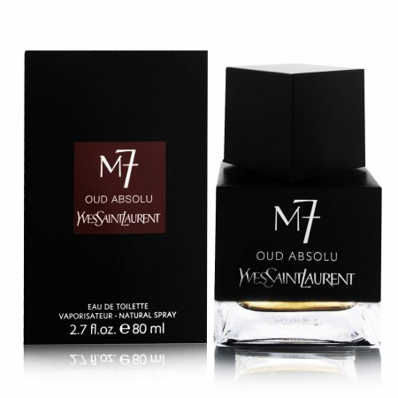 Yves Saint Laurent La Collection M7 Oud Absolu, woda toaletowa, 80ml (M)