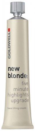 Goldwell New Blonde, bazowy krem rozjaśniający do pasemek blond, 60ml