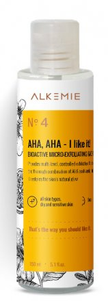 Alkmie Aha, Aha - I like It!, bioaktywny tonik mikrozłuszczający, 150ml