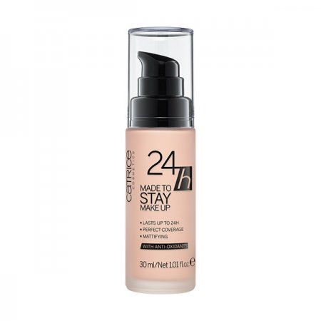 Catrice 24H Made To Stay Make Up, długotrwały podkład, 30ml