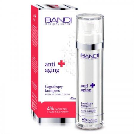 Bandi Medical Expert, Anti Aging, łagodzący kompres przeciw zmarszczkom, 50ml