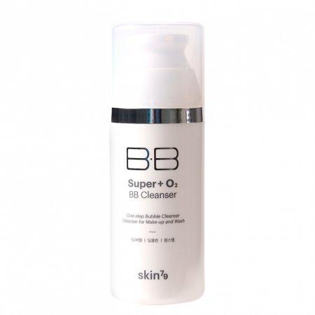 Skin79, BB Cleanser O2, oczyszczająca pianka do twarzy, 100ml