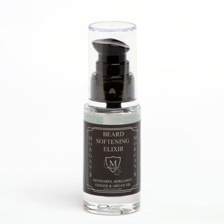 Morgan's, Beard Softening Elixir, zmiękczający eliksir do pielęgnacji brody, 30ml