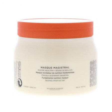 Kerastase Nutritive Magistral, maska do włosów suchych, 500ml