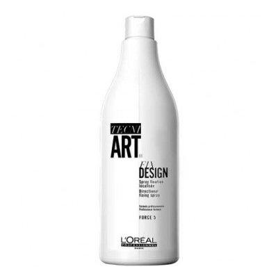 Loreal Tecni Art Fix Design, precyzyjny spray do miejscowego utrwalania, 1000ml