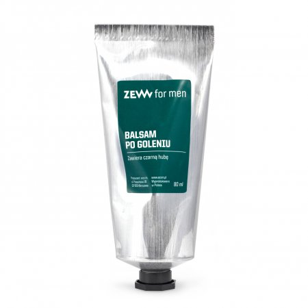 ZEW for Men Care, balsam po goleniu, 80ml