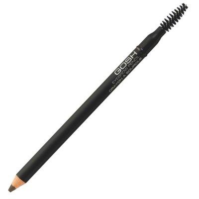 Gosh Eyebrow Pencil, kredka do brwi ze szczoteczką, 1,2g