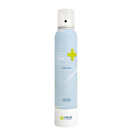CeCe Med, spray nabłyszczający z jedwabiem, 200ml