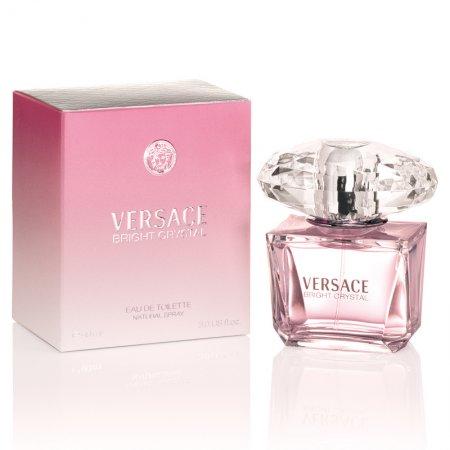 Versace Bright Crystal, woda toaletowa, 90ml (W)
