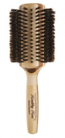 Olivia Garden Healthy Hair Boar, bambusowa szczotka z włosiem z dzika, 50mm