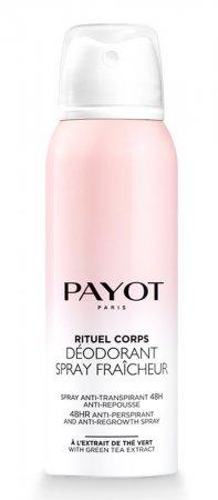 Payot Corps, energetyzujący dezodorant, 125ml