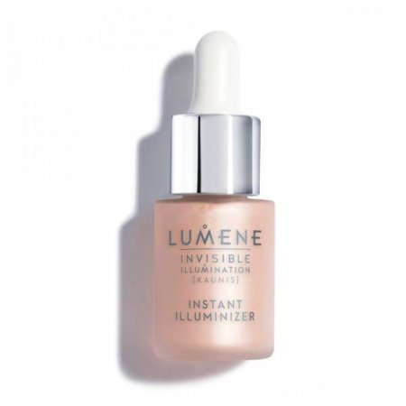 Lumene Invisible Illumination, rozświetlacz z serum, 15ml