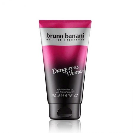 Bruno Banani Dangerous Woman, żel pod prysznic, 150ml (W)