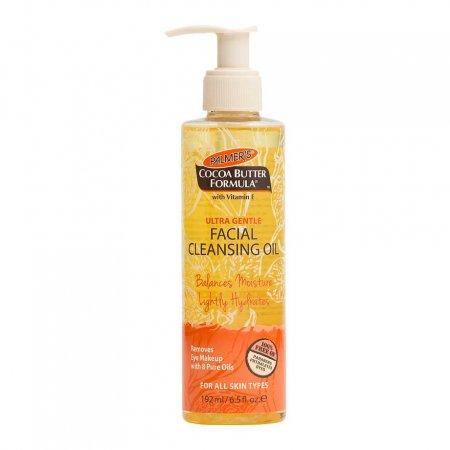 Palmers CBF, delikatny olejek oczyszczający do twarzy, 192ml