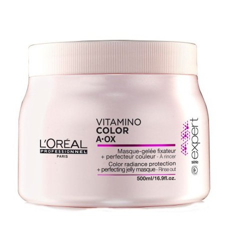 Loreal Vitamino Color, maska chroniąca kolor włosów farbowanych, 500ml