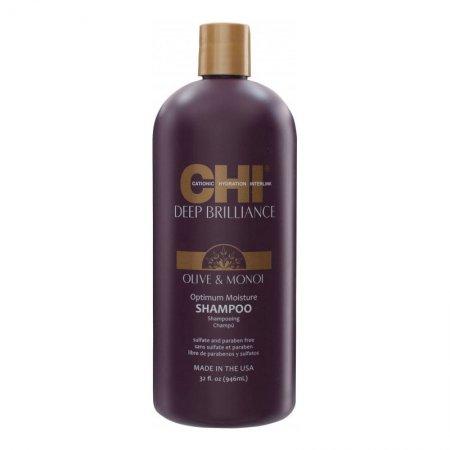 CHI Deep Brilliance, szampon nawilżający, 946ml