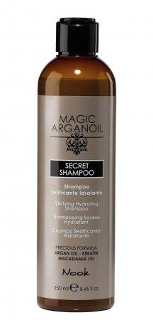 Nook Magic Arganoil, szampon nawilżający, 250ml
