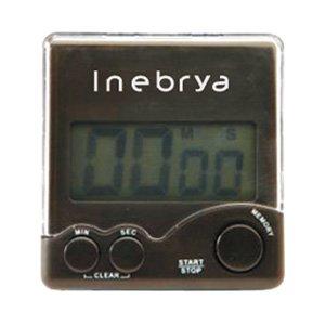 Inebrya, timer odliczający czas, przydatny podczas zabiegów chemicznych