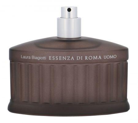Laura Biagiotti Essenza di Roma Uomo, woda toaletowa, 125ml, Tester (M)