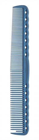 Y.S. Park, grzebień do strzyżenia męskich włosów, model 334, niebieski