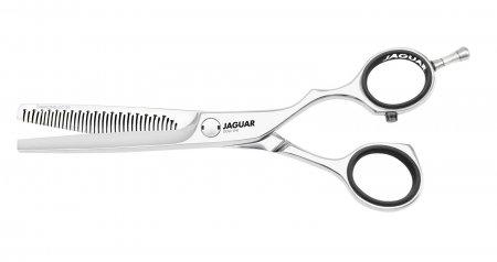 """Jaguar Diamond E CC39, Gold Line, degażówki fryzjerskie 5.5"""", ref. 21555"""