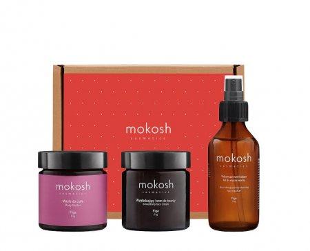 Mokosh, zestaw prezentowy, Figowa przyjemność